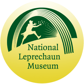 The National Leprechaun Museum of Ireland Logo
